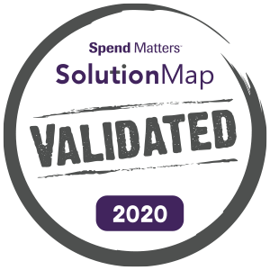 Spend Matters Solution Map Logo