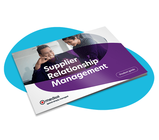 Medius Supplier Relationship Management Product Guide Image
